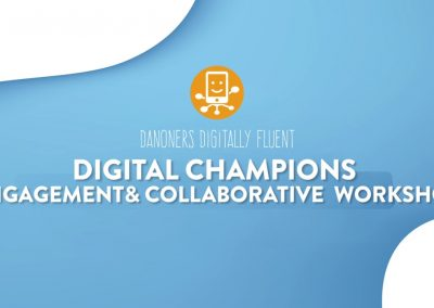 Danone Digital champion